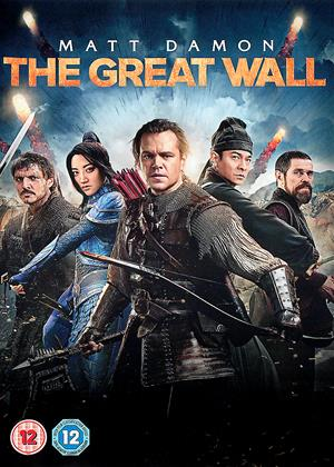 Rent The Great Wall Online DVD & Blu-ray Rental