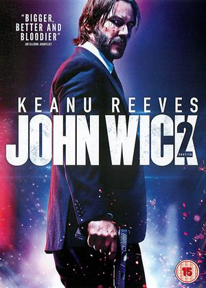 Rent John Wick: Chapter Two (aka John Wick 2) Online DVD Rental