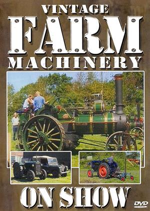 Rent Vintage Farm Machinery: On Show Online DVD Rental