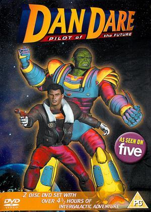 Rent Dan Dare: Vol.1 (aka Dan Dare - Pilot of the Future) Online DVD Rental