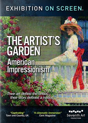 Rent The Artist's Garden: American Impressionism Online DVD Rental