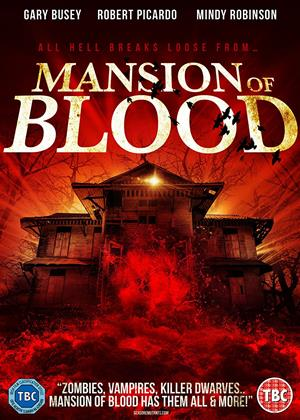 Rent Mansion of Blood Online DVD Rental