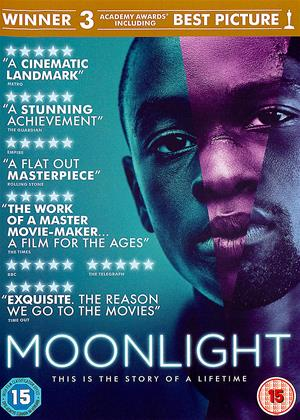 Moonlight Online DVD Rental