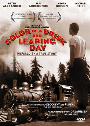 Rent Color of a Brisk and Leaping Day Online DVD & Blu-ray Rental