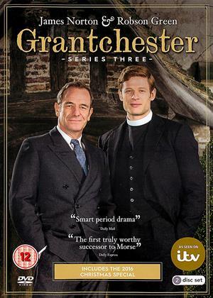 Rent Grantchester: Series 3 Online DVD & Blu-ray Rental