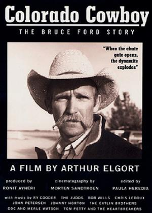 Rent Colorado Cowboy: The Bruce Ford Story Online DVD Rental