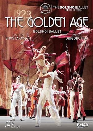 Rent The Golden Age: Bolshoi Ballet Online DVD Rental