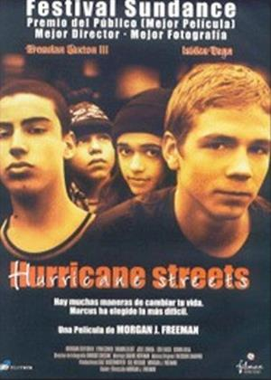 Rent Hurricane Streets (aka Hurricane) Online DVD Rental