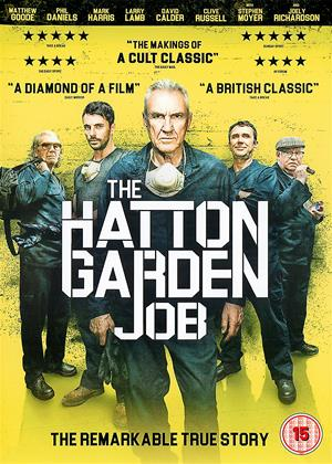 The Hatton Garden Job Online DVD Rental