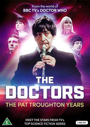 Rent The Doctors: The Pat Troughton Years Online DVD Rental