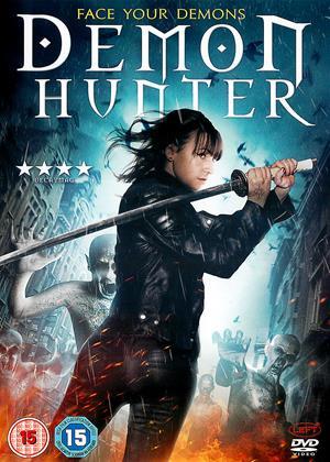 Rent Demon Hunter (aka Taryn Barker: Demon Hunter) Online DVD & Blu-ray Rental