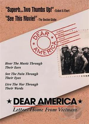 Rent Dear America: Letters Home from Vietnam Online DVD & Blu-ray Rental