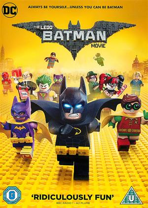 Rent The Lego Batman Movie Online DVD Rental