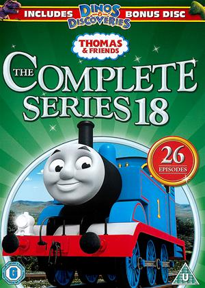 Rent Thomas the Tank Engine and Friends: Series 18 Online DVD & Blu-ray Rental