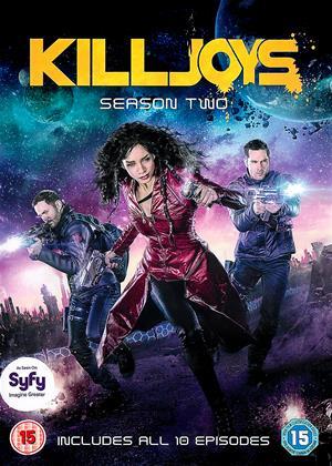 Rent Killjoys: Series 2 Online DVD & Blu-ray Rental