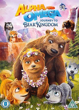 Rent Alpha and Omega: Journey to Bear Kingdom (aka Alpha and Omega 8) Online DVD Rental