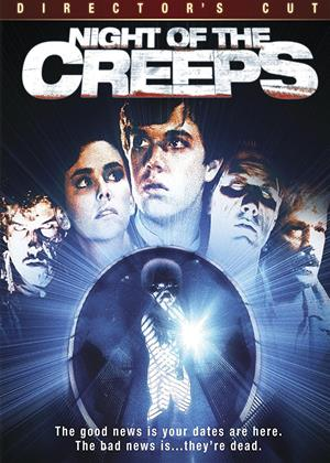 Rent Night of the Creeps Online DVD Rental