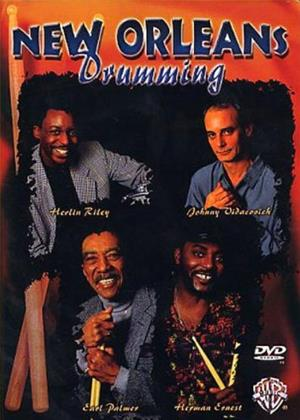 Rent New Orleans Drumming Online DVD Rental