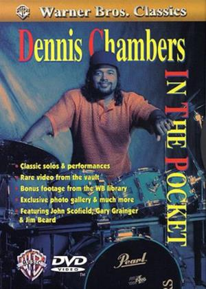 Rent Dennis Chambers: In the Pocket Online DVD Rental