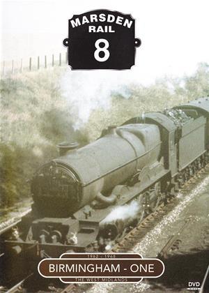 Rent Marsden Rail 8: Birmingham One Online DVD Rental