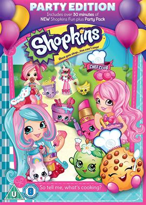 Rent Shopkins: Chef Club: Party Edition Online DVD & Blu-ray Rental