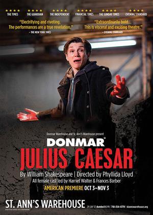 Rent Donmar Presents: Julius Caesar Online DVD Rental