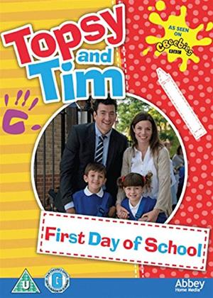 Rent Topsy and Tim: First Day of School Online DVD Rental