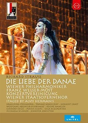 Rent Die Liebe Der Danae: Salzburg Festival (Franz Welser-Möst) Online DVD Rental