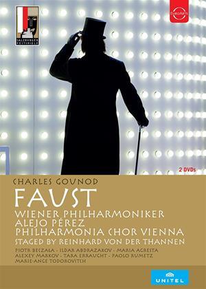 Rent Faust: Salzburg Festival (Alejo Perez) Online DVD Rental