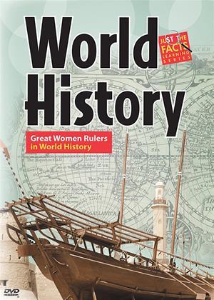 Rent World History: Great Women Rulers in World History Online DVD Rental