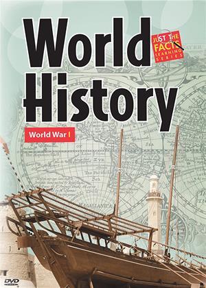 Rent World History: WWI Online DVD Rental