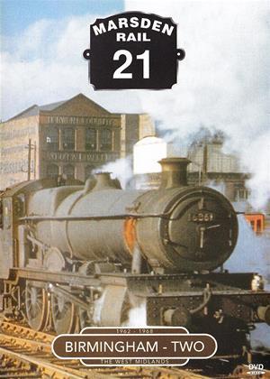 Rent Marsden Rail 21: Birmingham Online DVD Rental