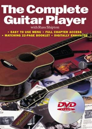 Rent The Complete Guitar Player with Russ Shipton Online DVD Rental