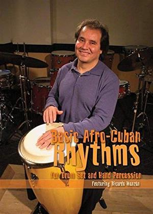 Rent Basic Afro-Cuban Rhythms Online DVD Rental