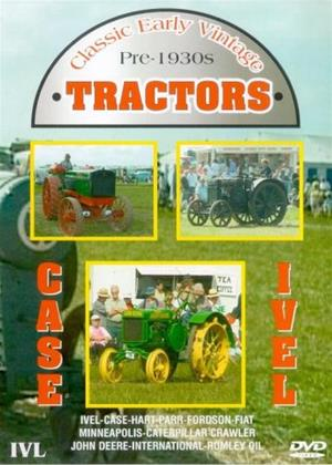 Rent Classic Early Vintage Tractors Online DVD Rental