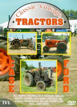 Rent Classic Vintage Tractors Online DVD Rental