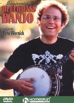 Rent Beginning Bluegrass Banjo Online DVD Rental