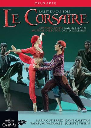 Rent Le Corsaire: Théâtre Du Capitole Online DVD Rental