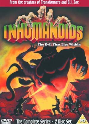 Rent InHumanoids Online DVD Rental