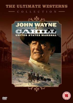 Rent Cahill: U.S. Marshall Online DVD Rental