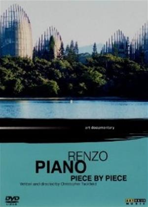 Rent Art Lives: Renzo Piano: Piece by Piece Online DVD Rental