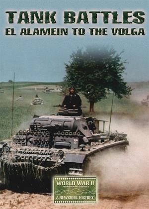 Rent Tank Battles: El Alamein to the Volga Online DVD Rental