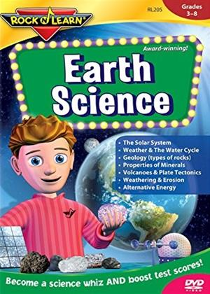 Rent Rock n' Learn: Earth Science Online DVD Rental