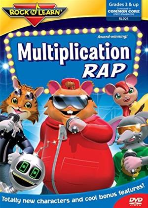 Rent Rock n' Learn: Multiplication Rap Online DVD Rental