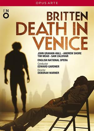 Rent Death in Venice (aka Death in Venice: The London Coliseum) Online DVD Rental