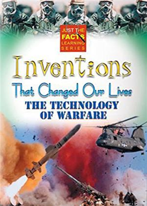 Rent Just the Facts: Inventions That Changed Our Lives: The Technology of Warfare Online DVD Rental