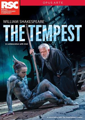Rent The Tempest: Royal Shakespeare Company (aka RSC Live: The Tempest) Online DVD Rental