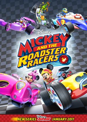 Rent Mickey and the Roadster Racers Online DVD Rental