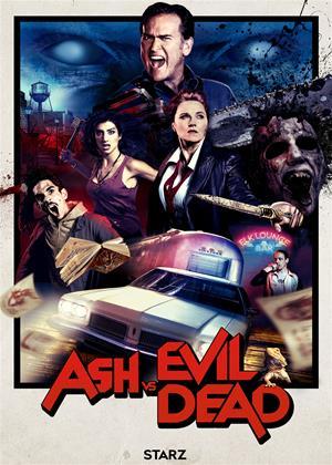 Rent Ash vs. Evil Dead: Series 3 Online DVD Rental