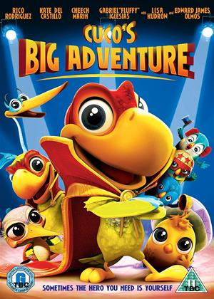 Rent Cuco's Big Adventure (aka Americano) Online DVD Rental